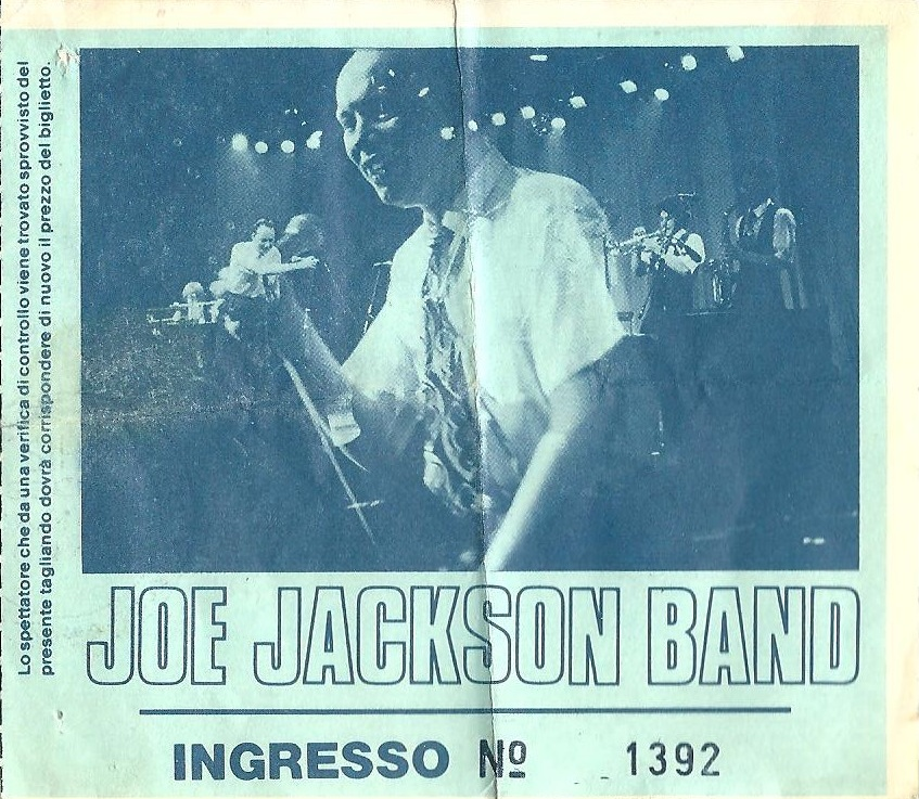Joe Jackson Band