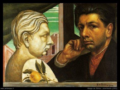 Autoritratto 1922