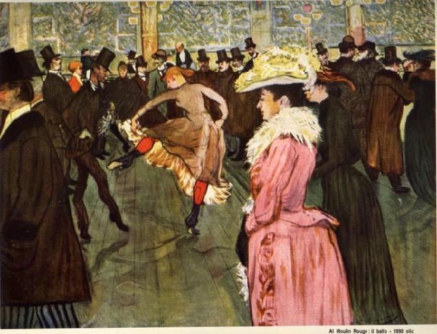 Al Moulin Rouge_Il Ballo