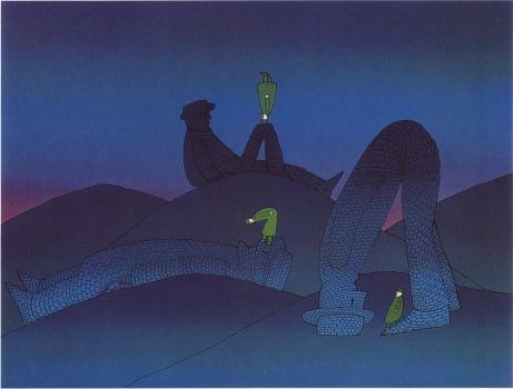 1972, 'The Art of Conversation'
