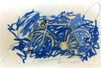 Informale bicicletta