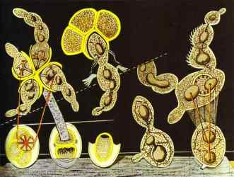 The+Gramineous+Bicycle+Garnished+with+Bells+the+Dappled+Fire+Damps+and+the+Echinoderms+Bending