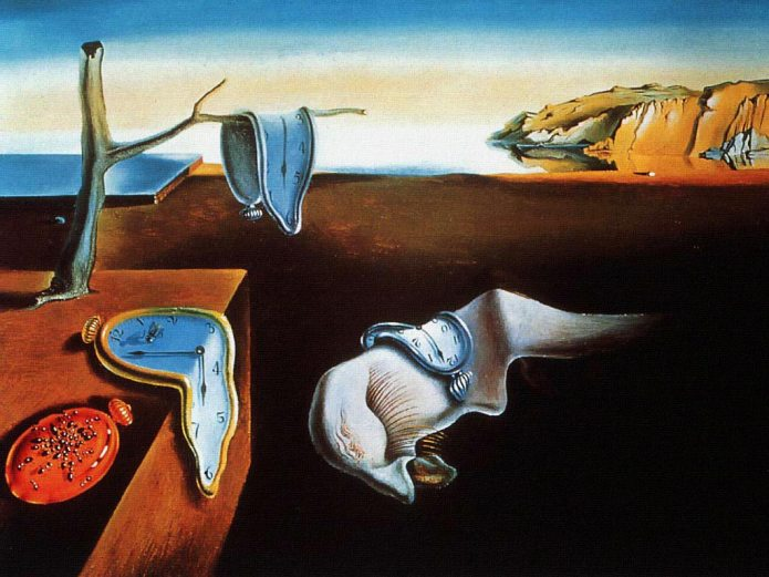 The_Persistence_of_Memory, 1931