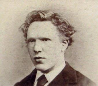Vincent van Gogh_Age_19 Foto