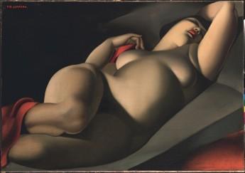 Tamara de Lempicka - La bella Rafaëla