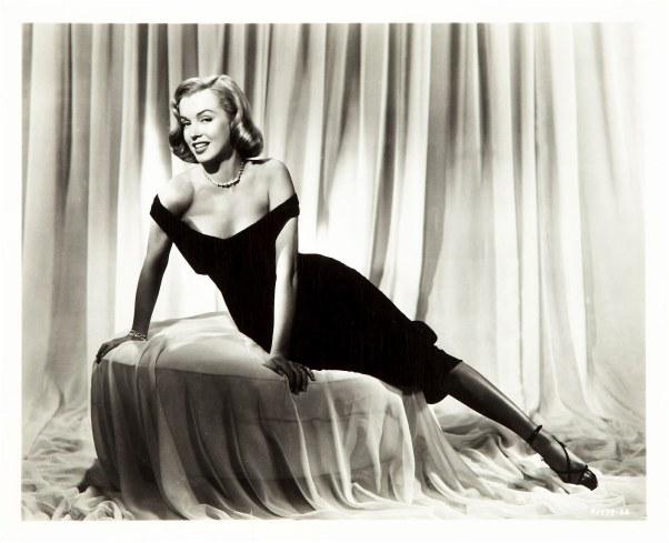 Marilyn Monroe in Giungla d'asfalto